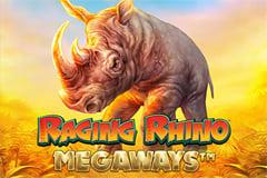 Raging Rhino Megaways Slot Machine