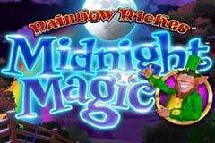 Rainbow Riches Midnight Magic Slot Game