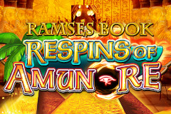 Ramses Book Respins Of Amun Re Online Slot