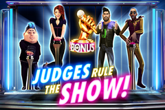 Judges Rule the Show Slot