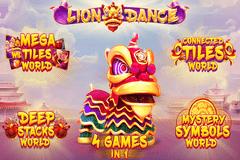 Spiele Lion Dance (Red Tiger) - Video Slots Online