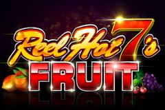 Reel Hot 7's Fruit Slot Machine