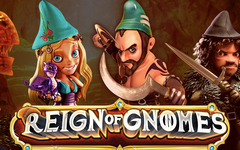 Reign of Gnomes Slot