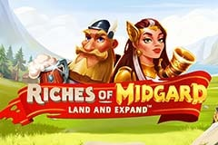 Riches of Midgard Slot Game