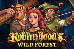 Robin Hood's Wild Forest Slot Machine