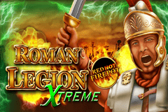 Roman Legion Xtreme Red Hot Firepot Slot