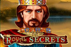 Royal Secrets Scarab Online Slot