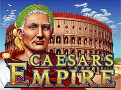 Caesar S Empire Slots Play The Rtg Casino Game For Free