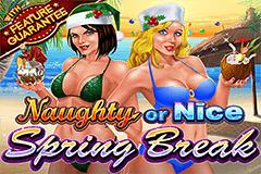 Naughty Or Nice Spring Break Slots