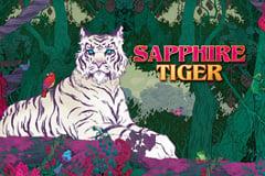 Sapphire Tiger Slot Machine