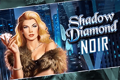 Shadow Diamond: Noir Slot Game