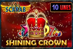 Shining Crown Scarab Slot Game