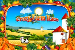 Crazy Farm Race Slot Machine