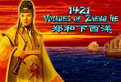 Machine à sous 1421 Voyages of Zheng He