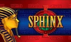 La machine à sous Sphinx