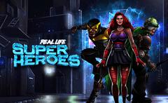 Real Life Super Heroes Slot