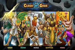 Clash of Gods Slot