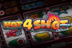 Hot4Shot Deluxe Slot