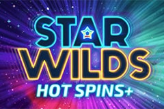 Star Wilds Hot Spins Plus Slot