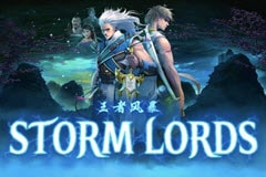Storm Lords Slot Machine