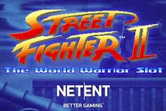 Street Fighter 2 Online Slot