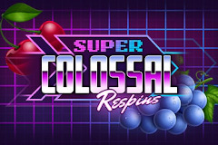Super Colossal Respins Slot Machine