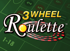 3 Wheel Roulette by IGT