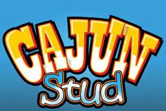 Cajun Stud Table Game