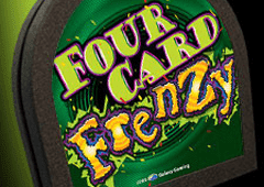 Four Card Frenzy Table Game