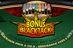 Multi Hand Bonus Blackjack