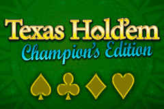 Texas Hold'em Champion's Edition Table Game