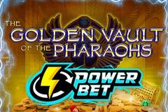 The Golden Vault of the Pharaohs Power Bet Slot
