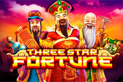 Three Star Fortune Slot Machine