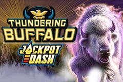 Thundering Buffalo: Jackpot Dash Slot