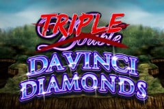Triple Double Da Vinci Diamonds Slot Machine