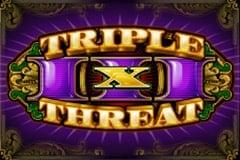 Triple Threat Slot Game