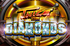 Twice the Diamonds Online Slot