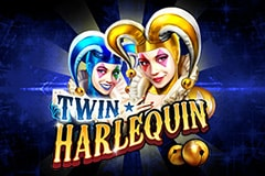 Play Twin Harlequin Slot Online