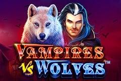 Play Vampires vs Wolves Slot Online