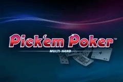 Pick 'em Poker