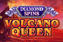 Volcano Queen: Diamond Spins Slot