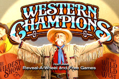 Western Champions Online Slot