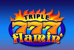Triple Flamin 7's