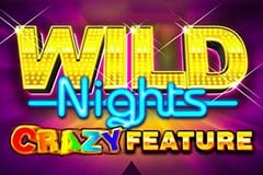 Wild Nights Crazy Jackpots Slot Game