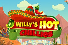 Willy's Hot Chillies Slot Game