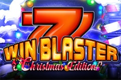 Win Blaster Christmas Edition Slot Machine