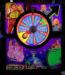 Austin Powers Slot by WMS