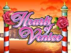 Hearts of Venice Slots