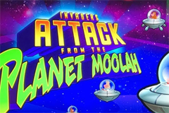 Invaders Attack from the Planet Moolah Slot