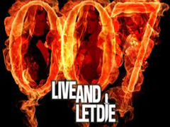 Live and Let Die Slot